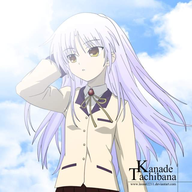 Miyuki Irie: If I Can Date Any Anime Character Who Would It Be? KANADE