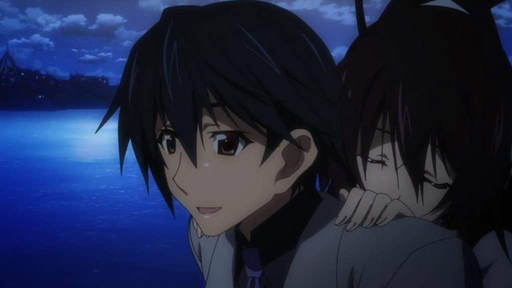 houki and ichika relationship questions