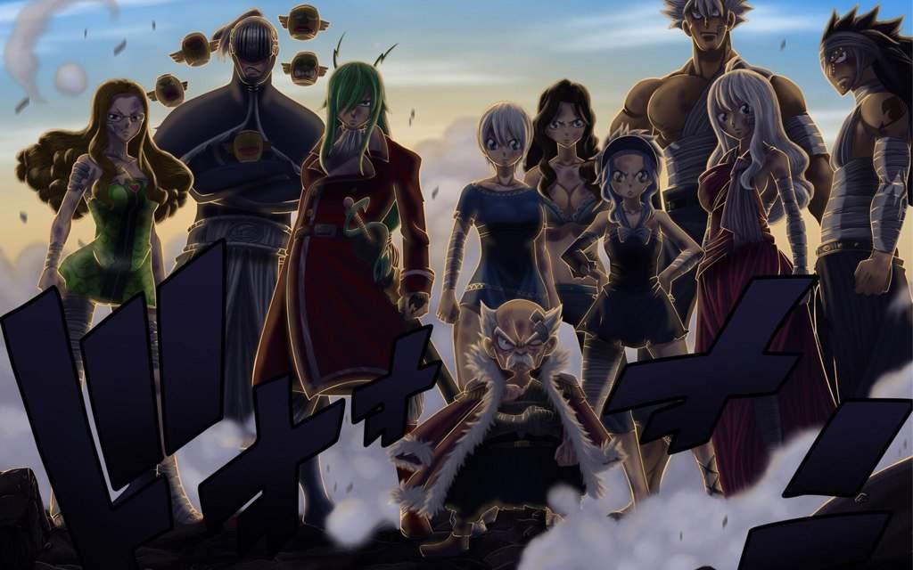 Fairy Tail Guild Wallpaper Hd Fairy Tail | An...