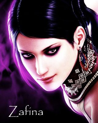 Zafina Wiki Anime Amino