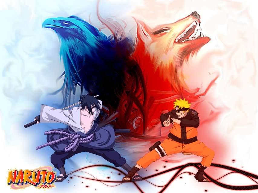 Naruto Vs Sasuke | Anime Amino