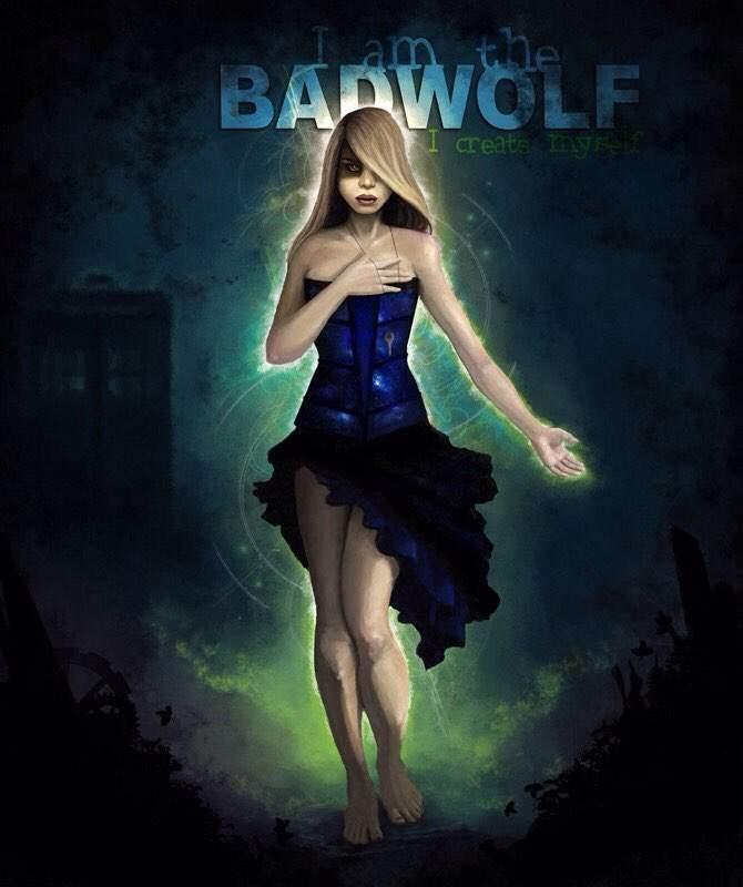 Tshirtgifter presents: the bad wolf unisex t-shirt