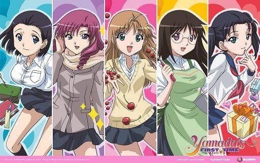 Yamada's First Time: B Gata H Kei   Wiki   Anime Amino