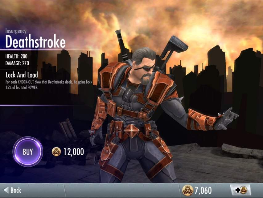 Deathstroke | Video Games Amino