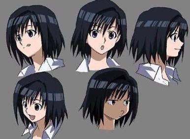 Kyoko Black Cat Wiki Anime Amino