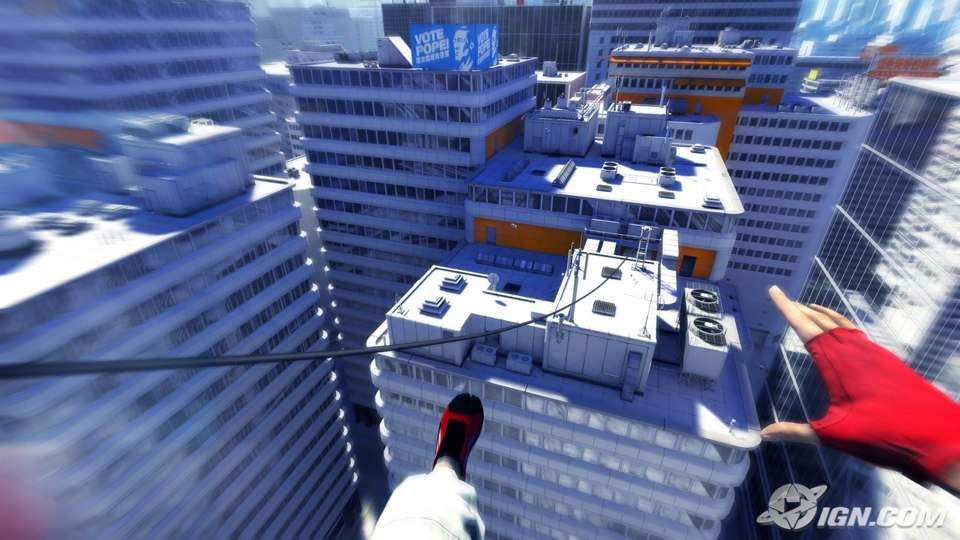Mirror's Edge | Video Games Amino