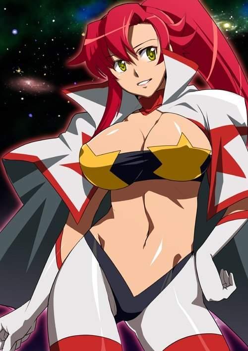 Thank Anime yoko littner boobs