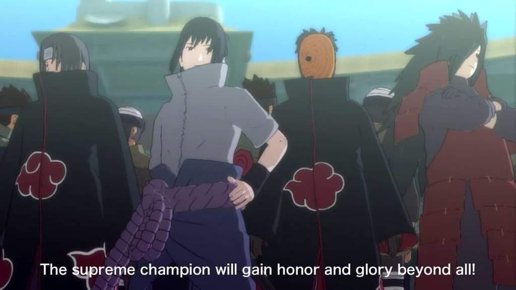 ZABUZA amp HAKU BLAZING BASH BANNER    Naruto Ultimate Ninja Blazing