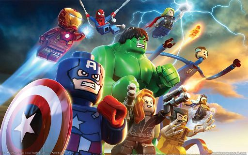 Lego Marvel Super Heroes Wiki Video Games Amino