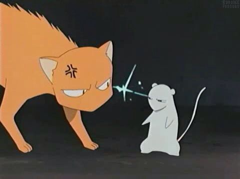 Fruits Basket Kyo And Yuki Fighting Fruits Basket: Kyo x Y...
