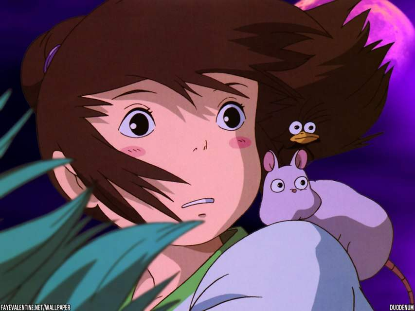 Spirited Away Anime Amino