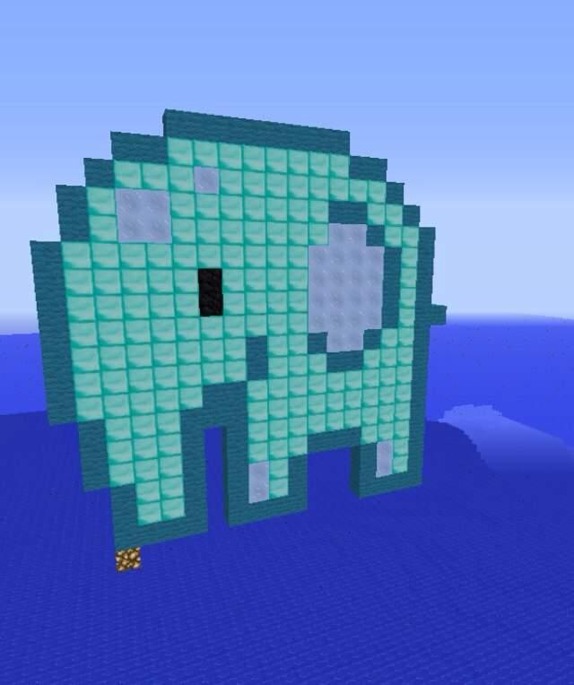 Pixel Art For You Fine Block Breakers 3 Minecraft Amino