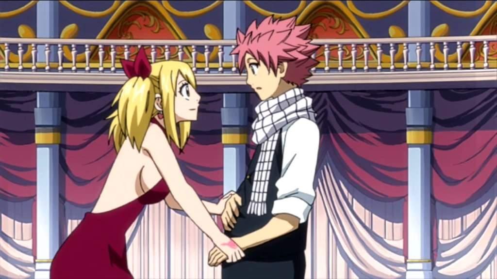 Episode 50 | Fairy Tail Wiki | FANDOM powered by Wikia |Lucy And Natsu Dance