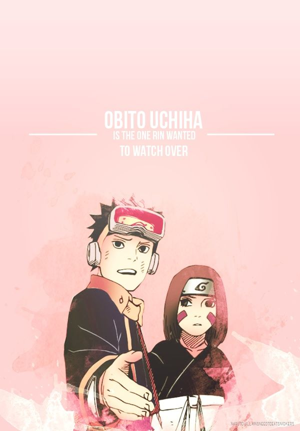 Obito X Rin Tumblr | w...