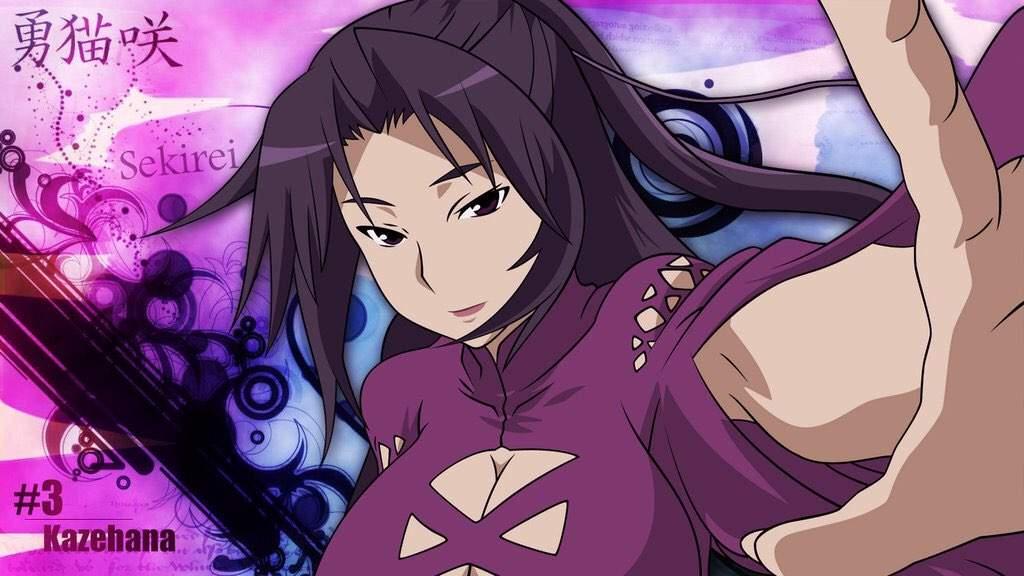 Kazehana | Anime Amino