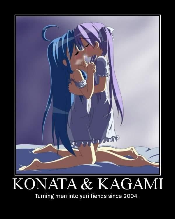 konata and kagami relationship quotes