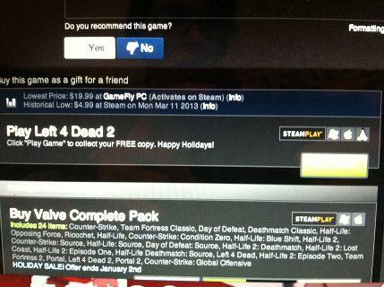 Left 4 Dead 2 Non Steam