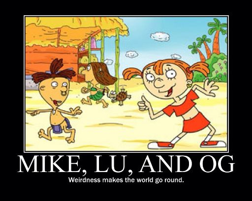mike lu og