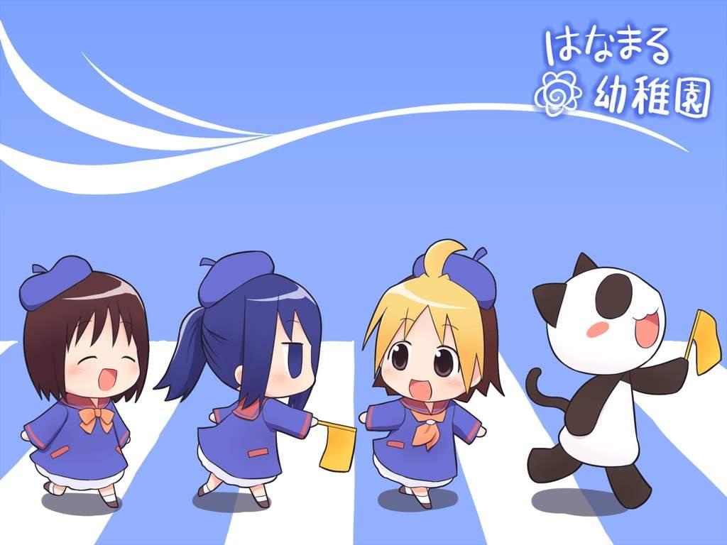 Watch Hanamaru Kindergarten Episode 1 Online Sub - AnimeKisa