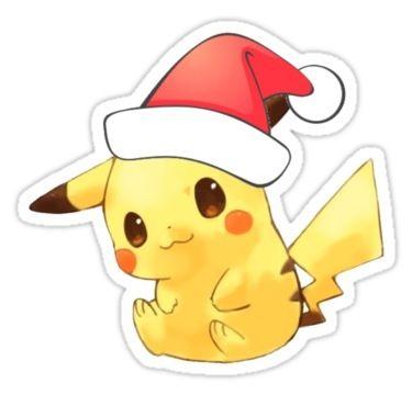 Christmas Pikachu.Christmas Pikachu Anime Amino