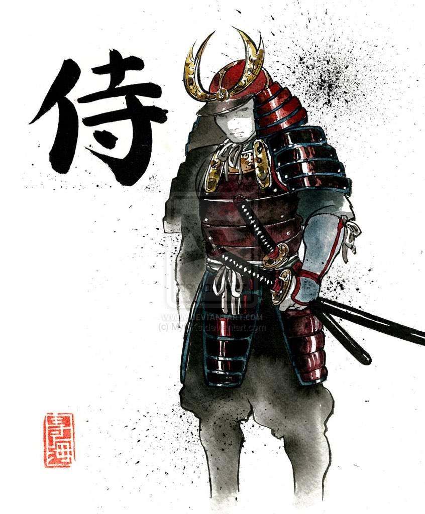 Samurai Art Anime Amino