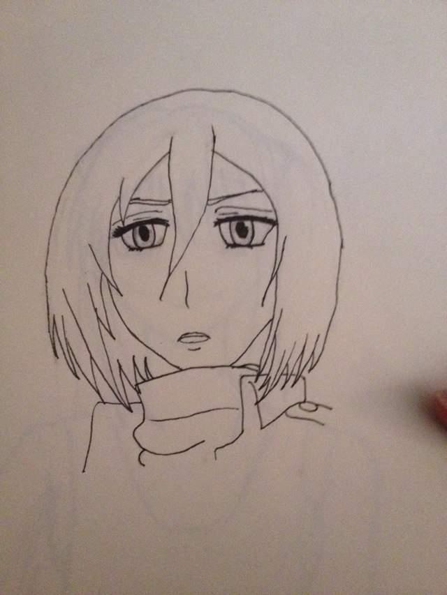 Mikasa es su casa XD   Anime Amino