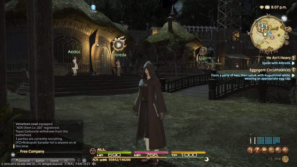 FFXIV Progress! | Video Games Amino