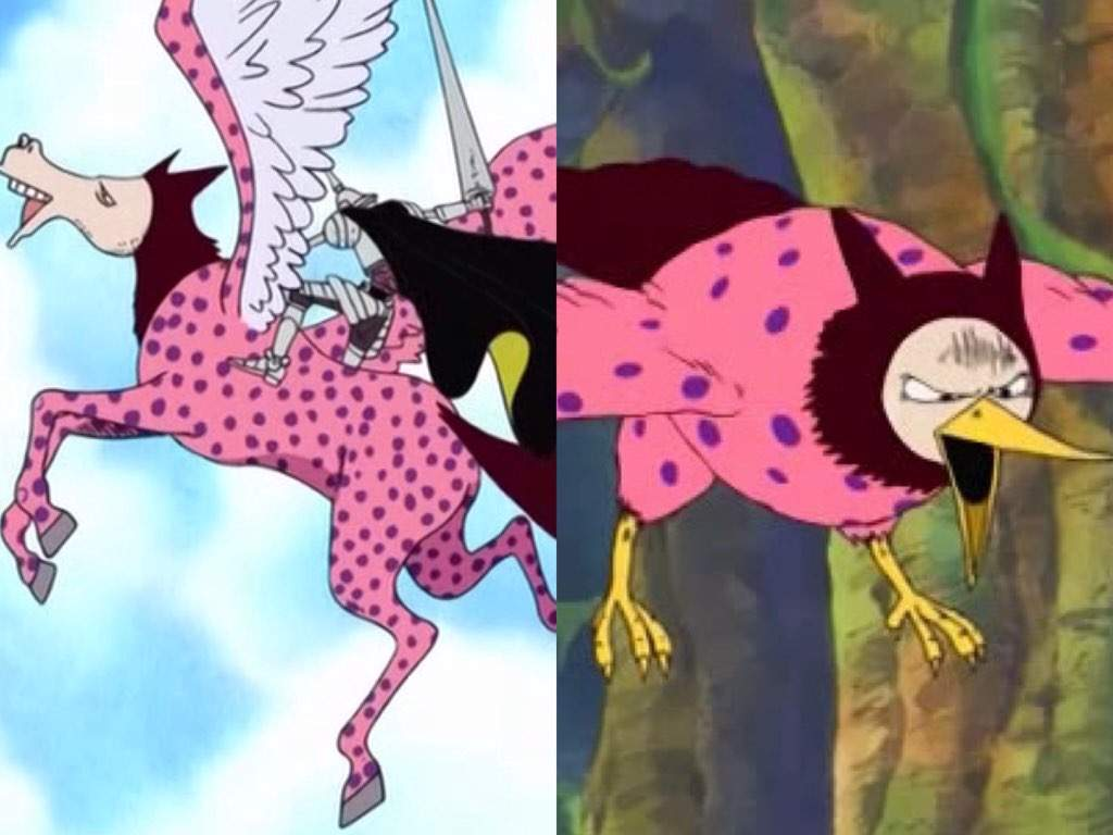 Devil Fruits: Zoan | Anime Amino