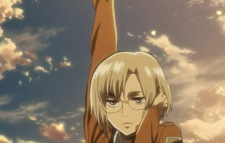 Attack no titan - Rico briznska | Anime Amino