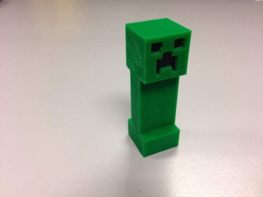 3d Printed Minecraft Wiki Minecraft Amino