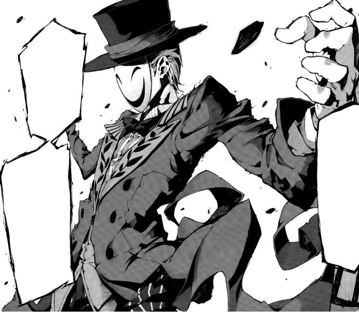 Hiruko Kagetane Phenomenal Masked Villain Anime Amino