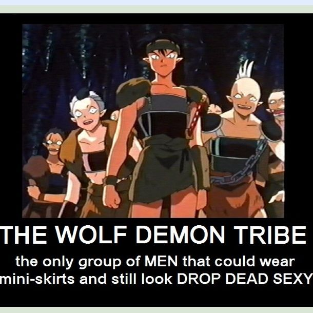 Wolf Demon Tribe Inuyasha Anime Amino