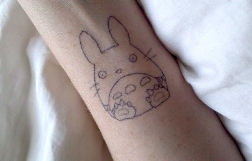 Stick Poke Tattoo Ideas Anime Amino