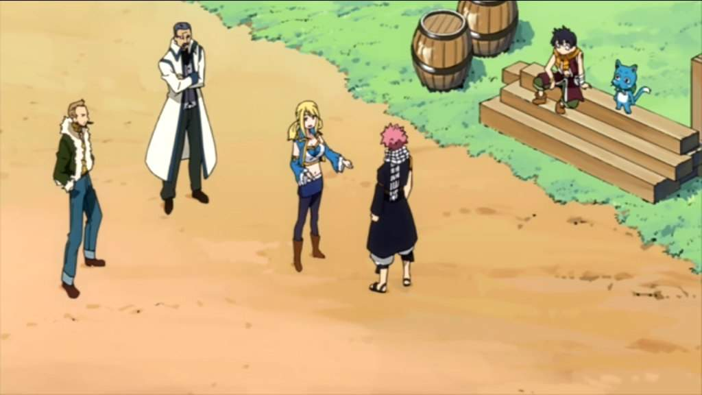 Natsu and Lucy Gif by mrseucliffex on DeviantArt |Lucy And Natsu Dance