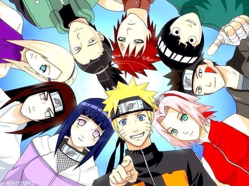 Image result for naruto friends