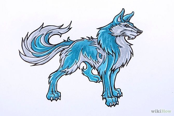 all of my best anime wolf drawings wiki anime amino