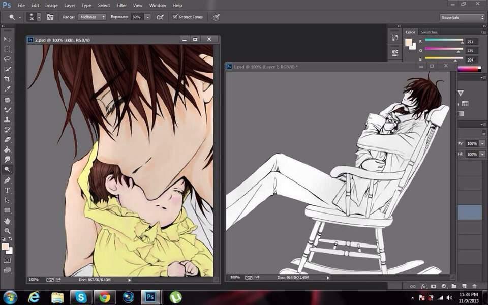 Vampire knight manga coloring   Anime Amino
