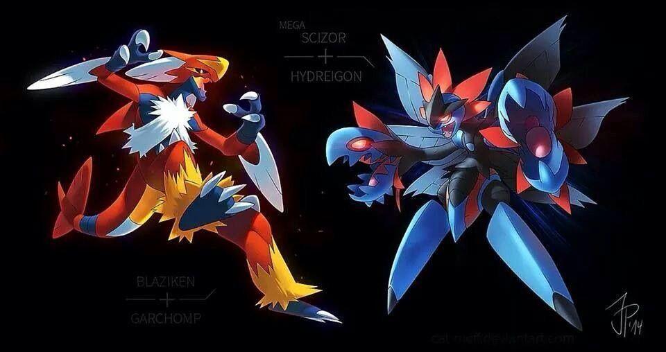 Pokemon Fusion Video Games Amino