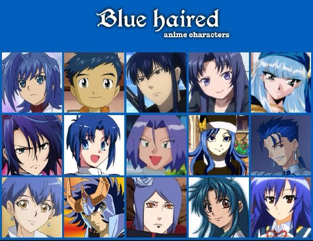 What Would Your Hair Colour Be If You Were In An Anime Anime Amino