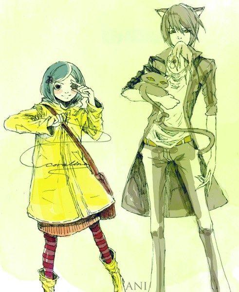 Coraline Anime Anime Amino