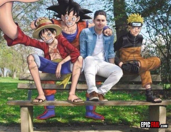 Anime Photoshop Real Life Anime Amino