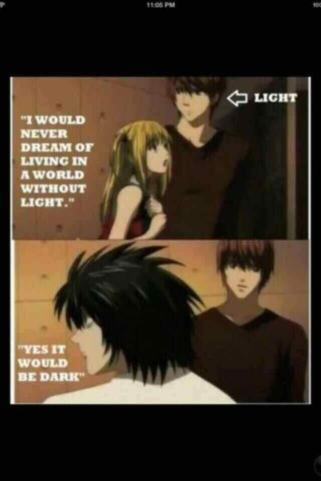 Best Death Note Quote Anime Amino