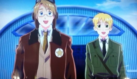 Hetalia Screenshots Anime Amino