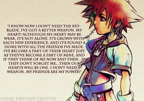 games are not that bad kingdom heart quotes video games amino