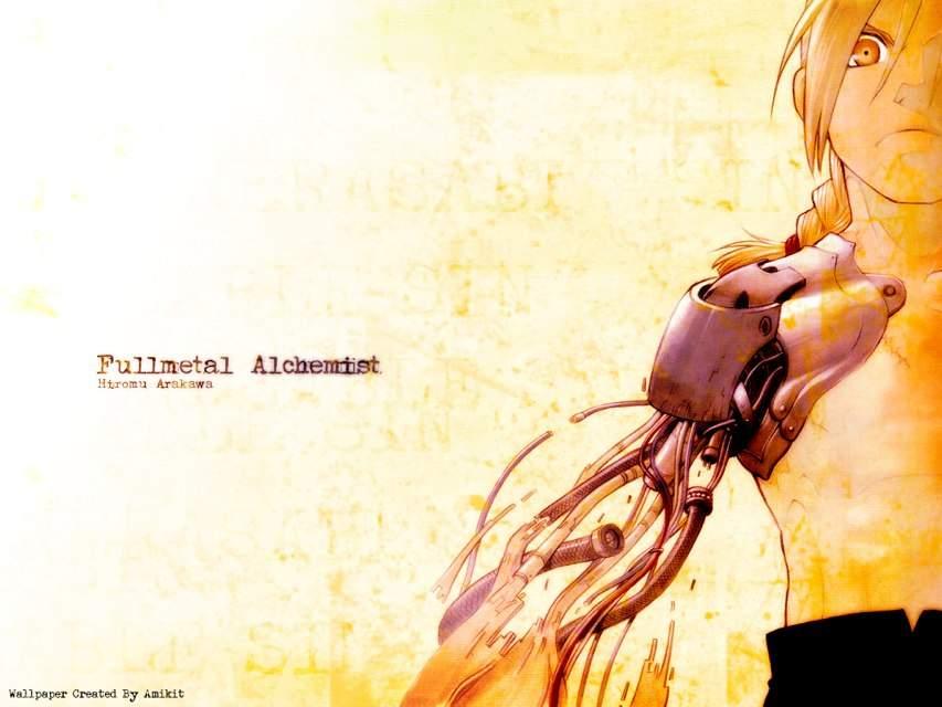 Fullmetal Alchemist | Anime Amino