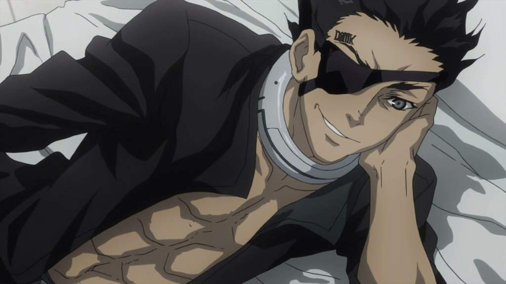 15 Handsome Male Anime Characters with Tattoos