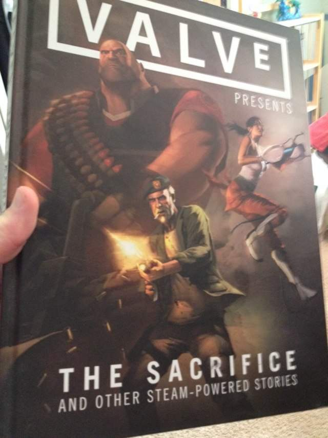 Valve: The Sacrifice | Video Games Amino
